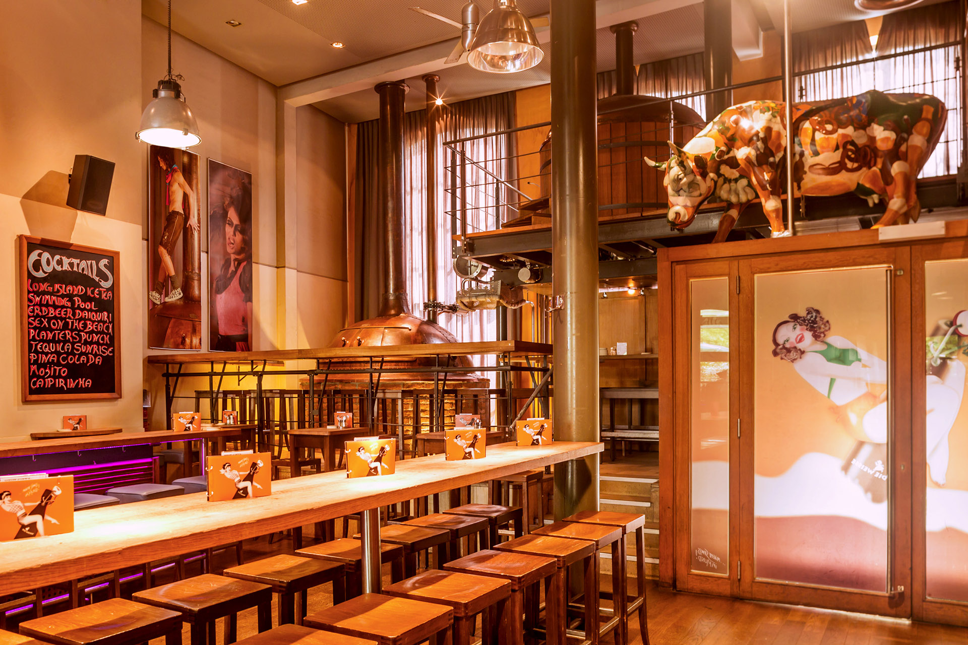 Sudwerk Bar | Die Weisse